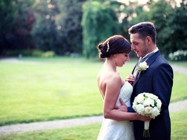 Il matrimonio di Samuele e Simona a Melegnano, Milano 61