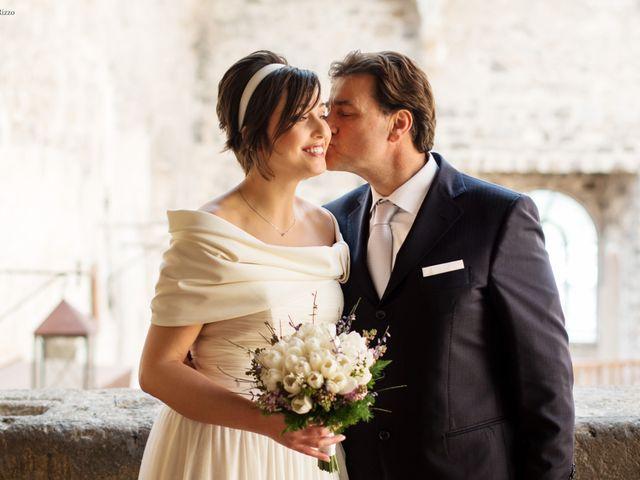 Il matrimonio di Luca e Melania a Limatola, Benevento 14