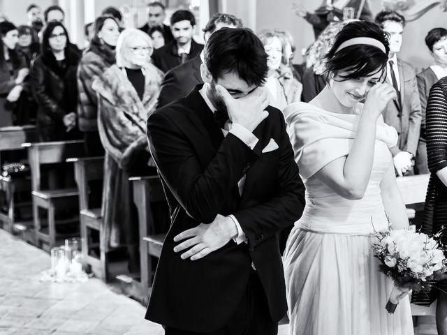 Il matrimonio di Luca e Melania a Limatola, Benevento 17