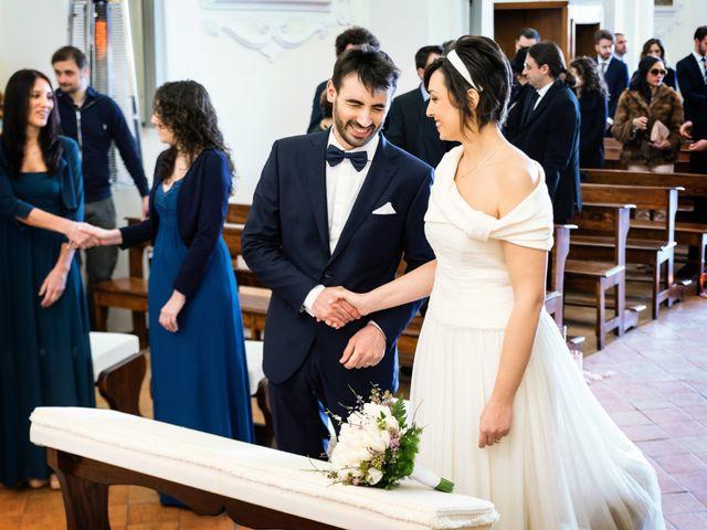 Il matrimonio di Luca e Melania a Limatola, Benevento 19