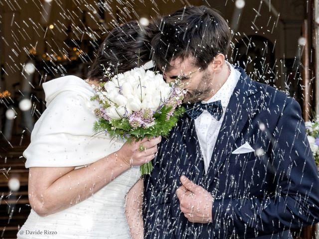 Il matrimonio di Luca e Melania a Limatola, Benevento 20
