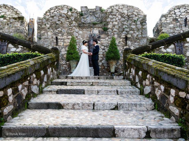Il matrimonio di Luca e Melania a Limatola, Benevento 23