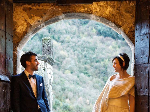 Il matrimonio di Luca e Melania a Limatola, Benevento 25