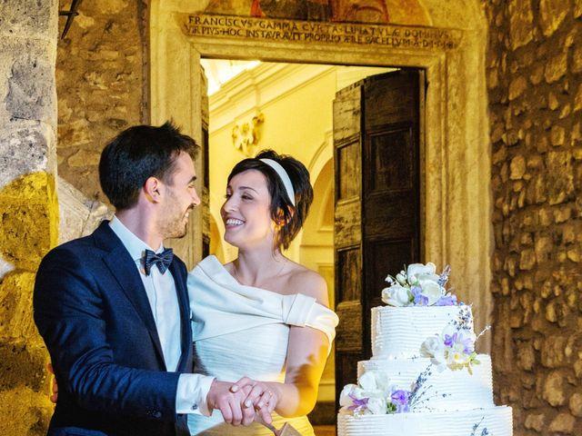 Il matrimonio di Luca e Melania a Limatola, Benevento 27