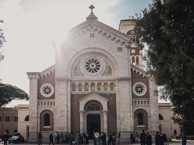 Il matrimonio di Francesco e Alberta a Roma, Roma 19
