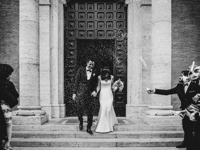 Il matrimonio di Francesco e Alberta a Roma, Roma 45