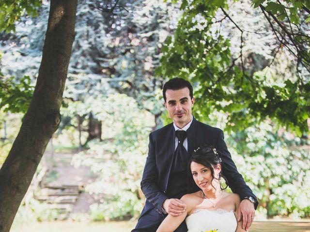 Il matrimonio di paolo e claudia a Cinisello Balsamo, Milano 8