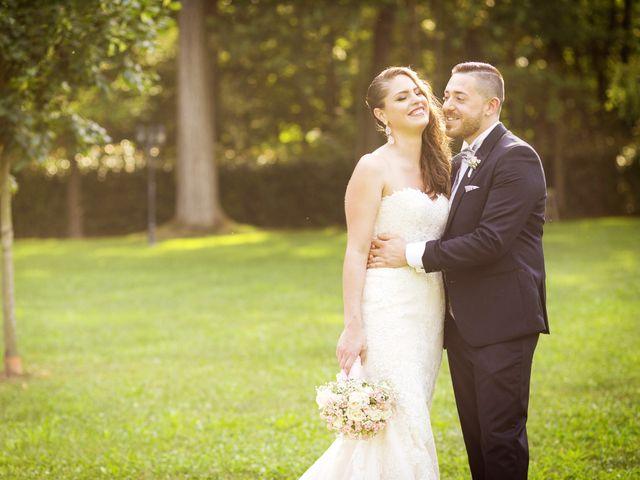 Il matrimonio di Giuseppe e Gloria a Novara, Novara 4