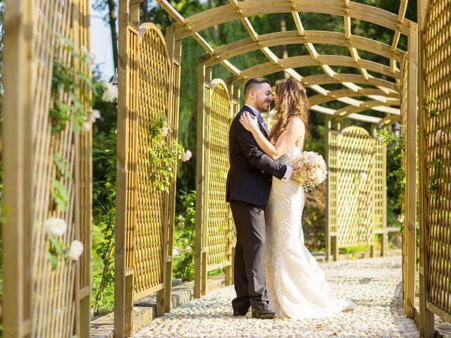 Il matrimonio di Giuseppe e Gloria a Novara, Novara 7