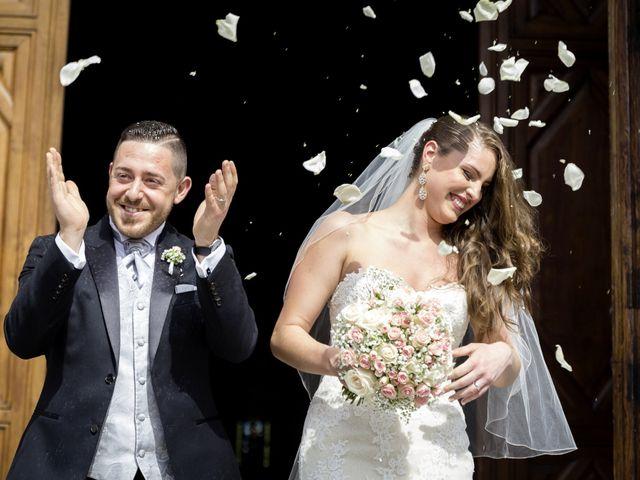 Il matrimonio di Giuseppe e Gloria a Novara, Novara 10
