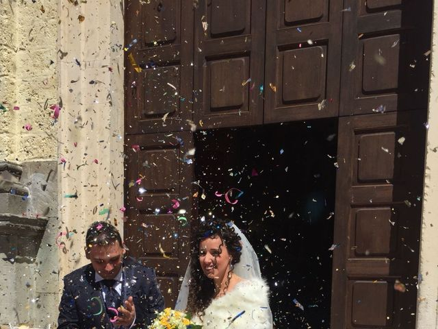 Il matrimonio di Riccardo e Maria a Genzano di Lucania, Potenza 3