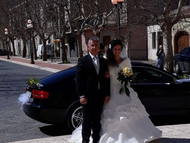 Il matrimonio di Riccardo e Maria a Genzano di Lucania, Potenza 5
