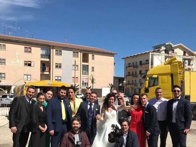 Il matrimonio di Riccardo e Maria a Genzano di Lucania, Potenza 10