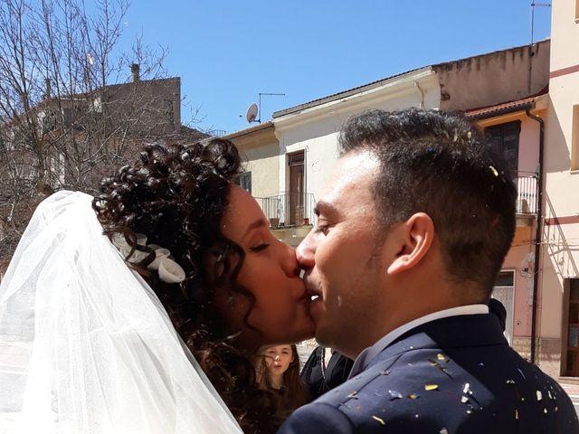 Il matrimonio di Riccardo e Maria a Genzano di Lucania, Potenza 11