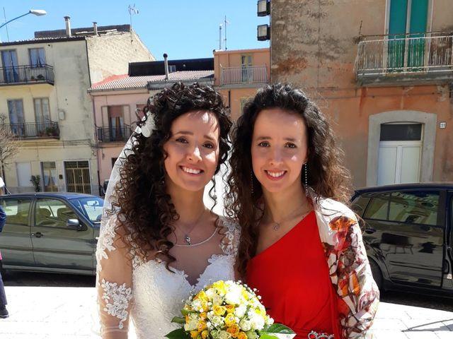 Il matrimonio di Riccardo e Maria a Genzano di Lucania, Potenza 12