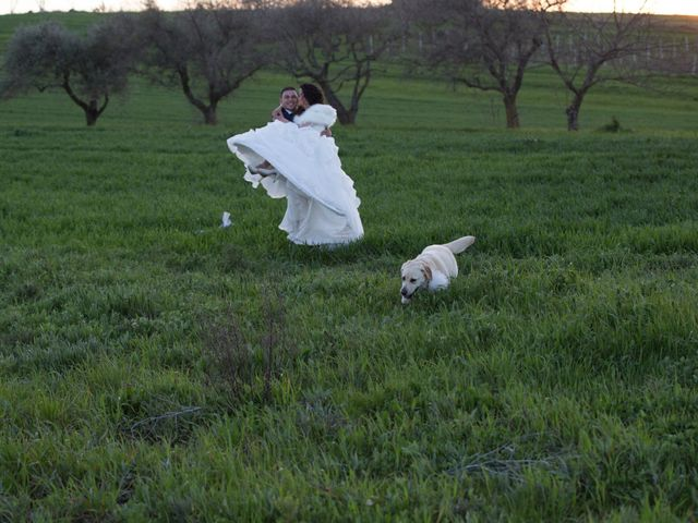 Il matrimonio di Riccardo e Maria a Genzano di Lucania, Potenza 15