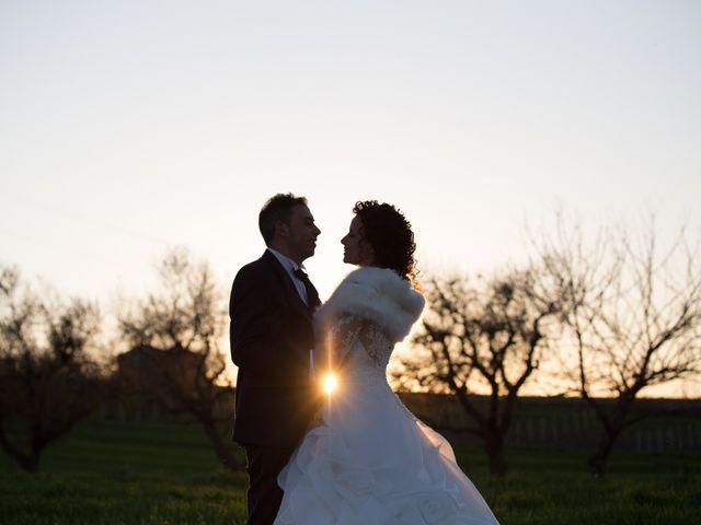 Il matrimonio di Riccardo e Maria a Genzano di Lucania, Potenza 16