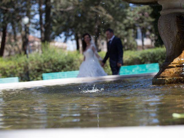 Il matrimonio di Riccardo e Maria a Genzano di Lucania, Potenza 19
