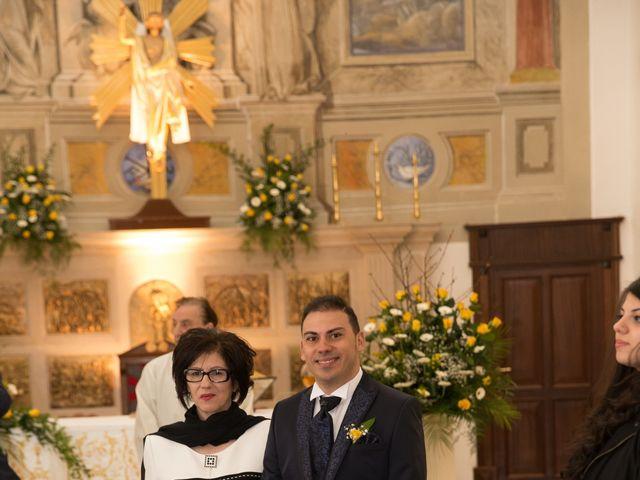 Il matrimonio di Riccardo e Maria a Genzano di Lucania, Potenza 21