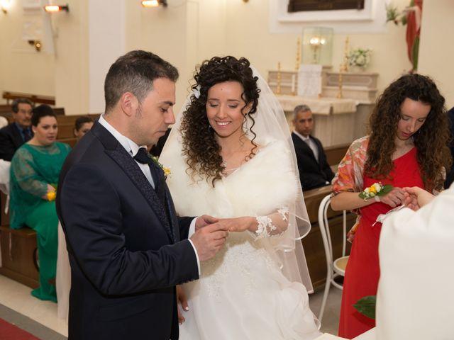 Il matrimonio di Riccardo e Maria a Genzano di Lucania, Potenza 22