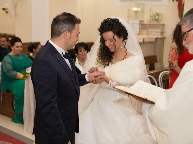 Il matrimonio di Riccardo e Maria a Genzano di Lucania, Potenza 23