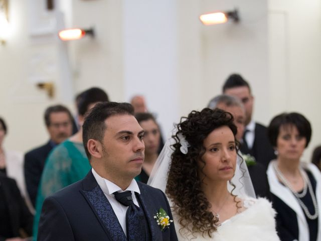 Il matrimonio di Riccardo e Maria a Genzano di Lucania, Potenza 24