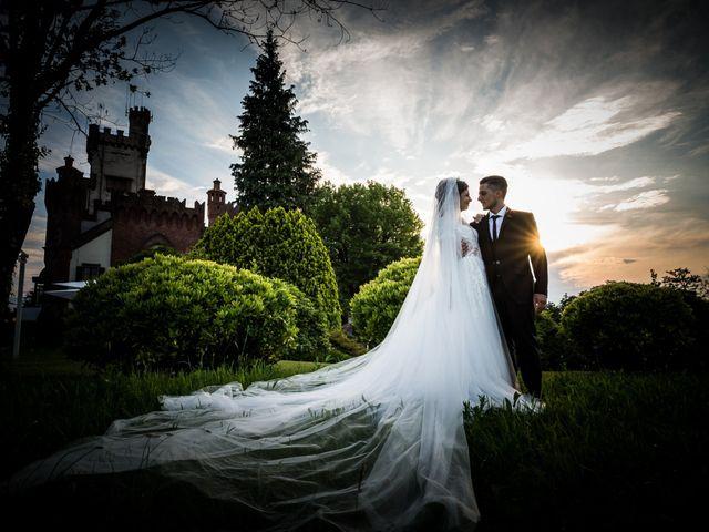 le nozze di Giada e Rocco