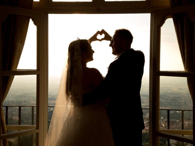 Il matrimonio di David e Marianna a Roma, Roma 2