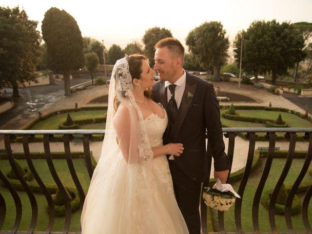 Il matrimonio di David e Marianna a Roma, Roma 3