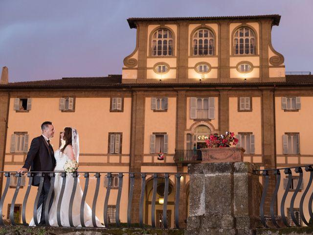 Il matrimonio di David e Marianna a Roma, Roma 5