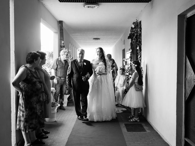 Il matrimonio di David e Marianna a Roma, Roma 36