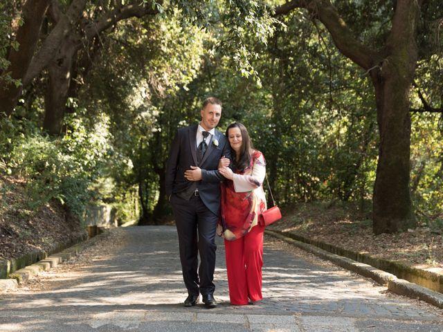 Il matrimonio di David e Marianna a Roma, Roma 39
