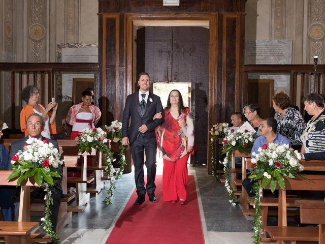 Il matrimonio di David e Marianna a Roma, Roma 40
