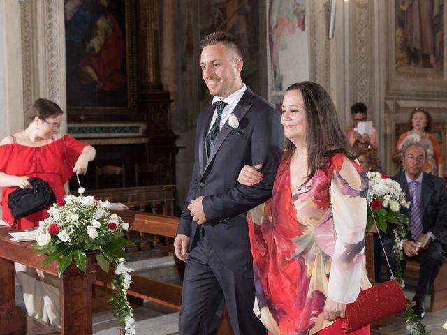 Il matrimonio di David e Marianna a Roma, Roma 41