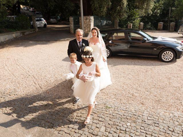 Il matrimonio di David e Marianna a Roma, Roma 43