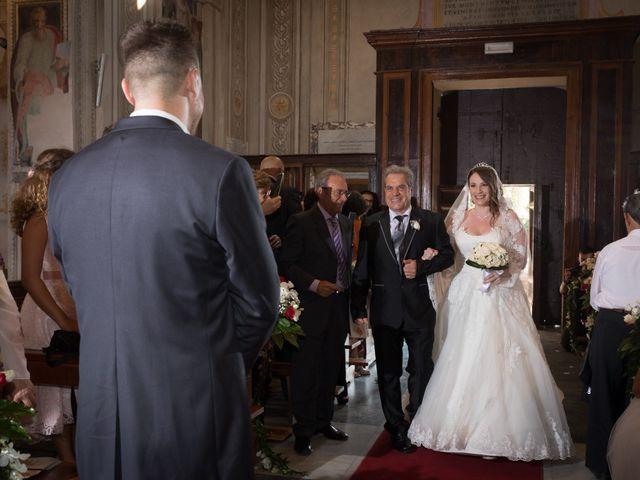 Il matrimonio di David e Marianna a Roma, Roma 44