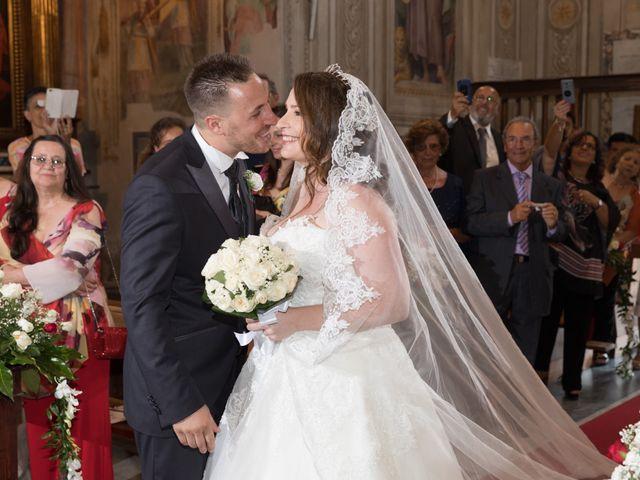 Il matrimonio di David e Marianna a Roma, Roma 45