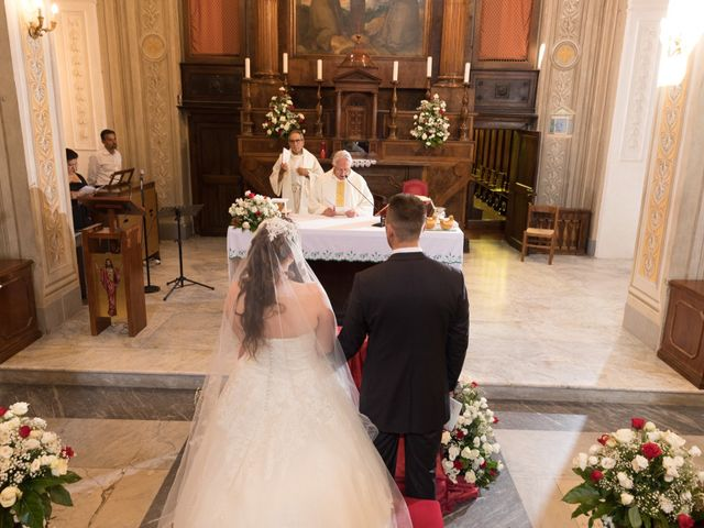 Il matrimonio di David e Marianna a Roma, Roma 48