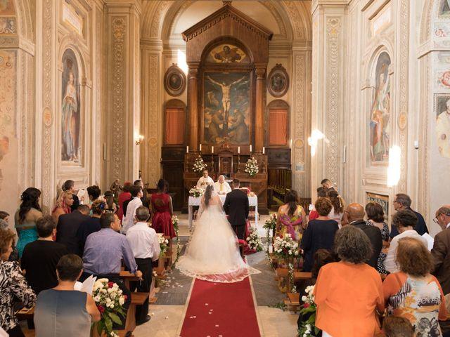 Il matrimonio di David e Marianna a Roma, Roma 49