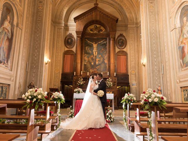 Il matrimonio di David e Marianna a Roma, Roma 52
