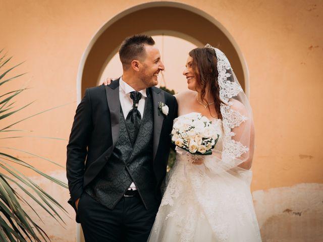 Il matrimonio di David e Marianna a Roma, Roma 57