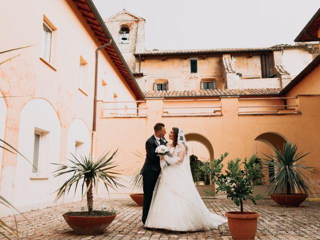 Il matrimonio di David e Marianna a Roma, Roma 58