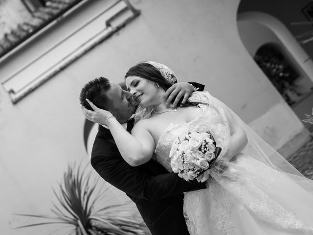 Il matrimonio di David e Marianna a Roma, Roma 59