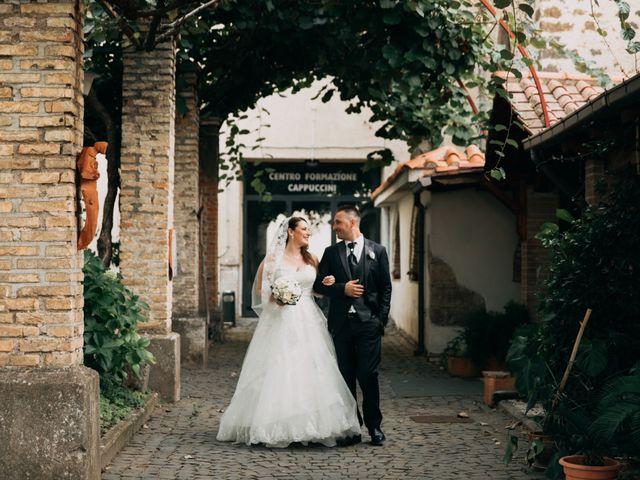 Il matrimonio di David e Marianna a Roma, Roma 60