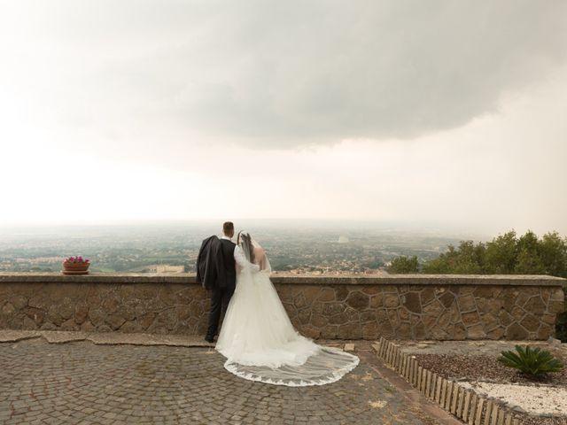 Il matrimonio di David e Marianna a Roma, Roma 61