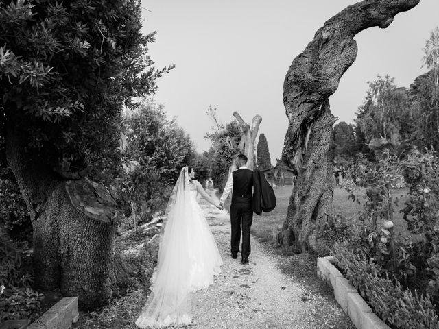 Il matrimonio di David e Marianna a Roma, Roma 63