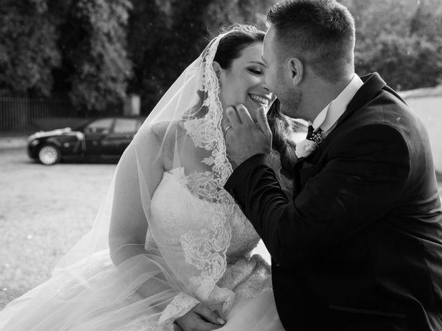 Il matrimonio di David e Marianna a Roma, Roma 65