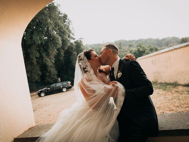Il matrimonio di David e Marianna a Roma, Roma 66