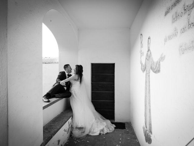 Il matrimonio di David e Marianna a Roma, Roma 67