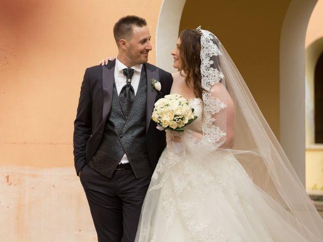 Il matrimonio di David e Marianna a Roma, Roma 84